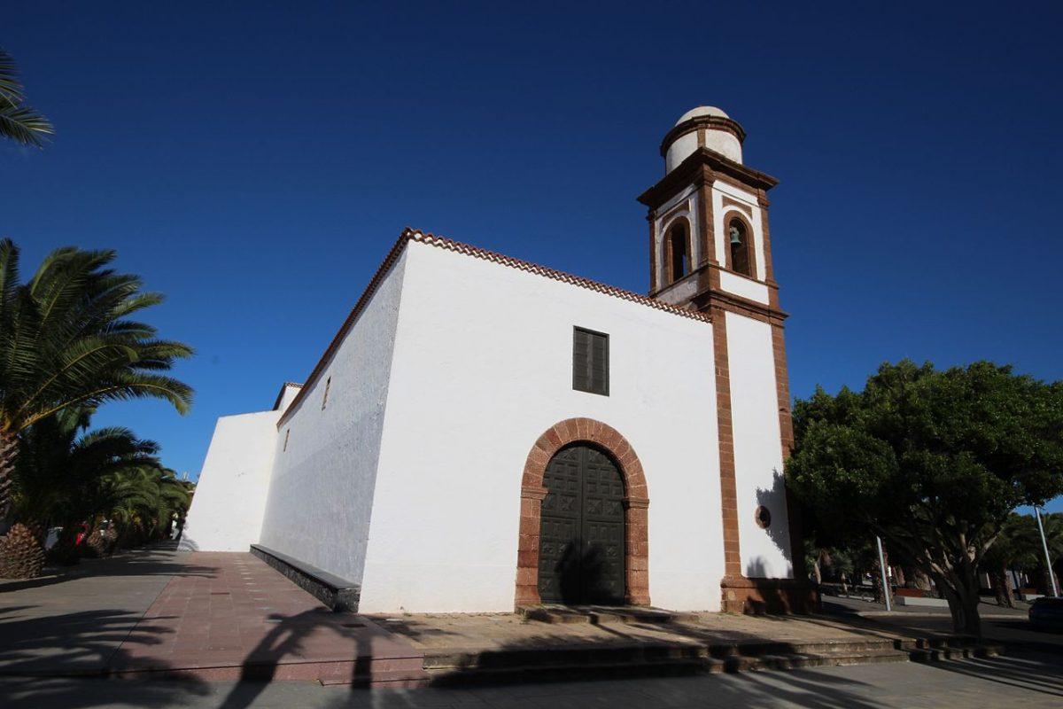 Iglesia Nuestra Senora Antigua Fuerteventura